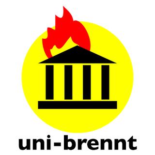 #unibrennt